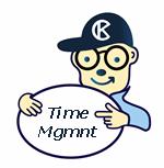Time Management Mascot
