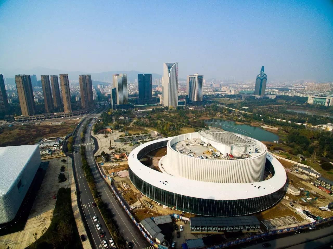 Compulite  Chinese Xishi Grand Theater chooses Compulite