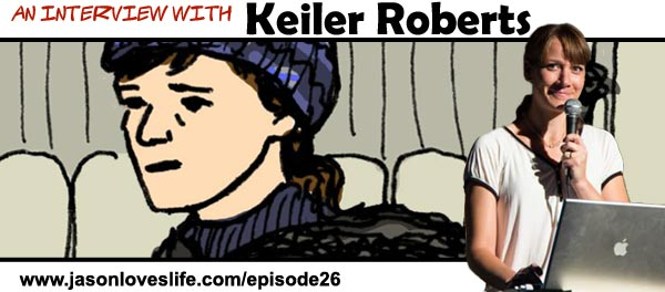 Interview with Keiler Roberts