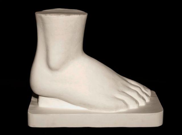 Honeycomb Paper Foot