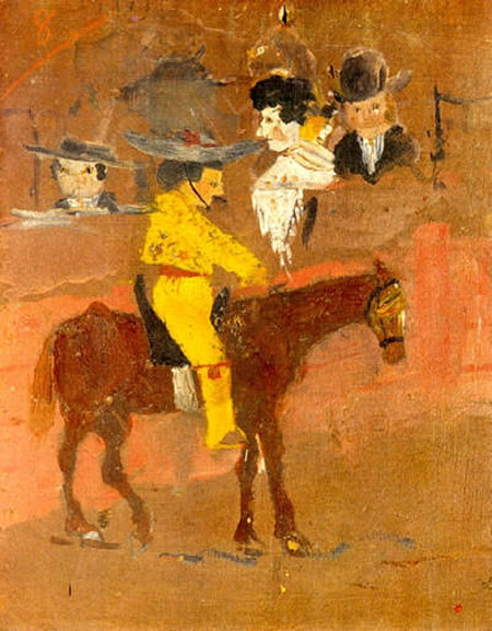 Picasso's early work