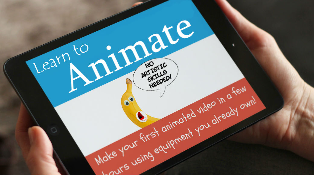 UPDATE – The Learn to Animate Course is Launching December 7th!