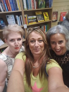 Clare Mackintosh, Tammy Cohen