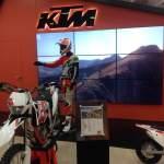 Video Wall 3x3 KTM Salon del Automovil