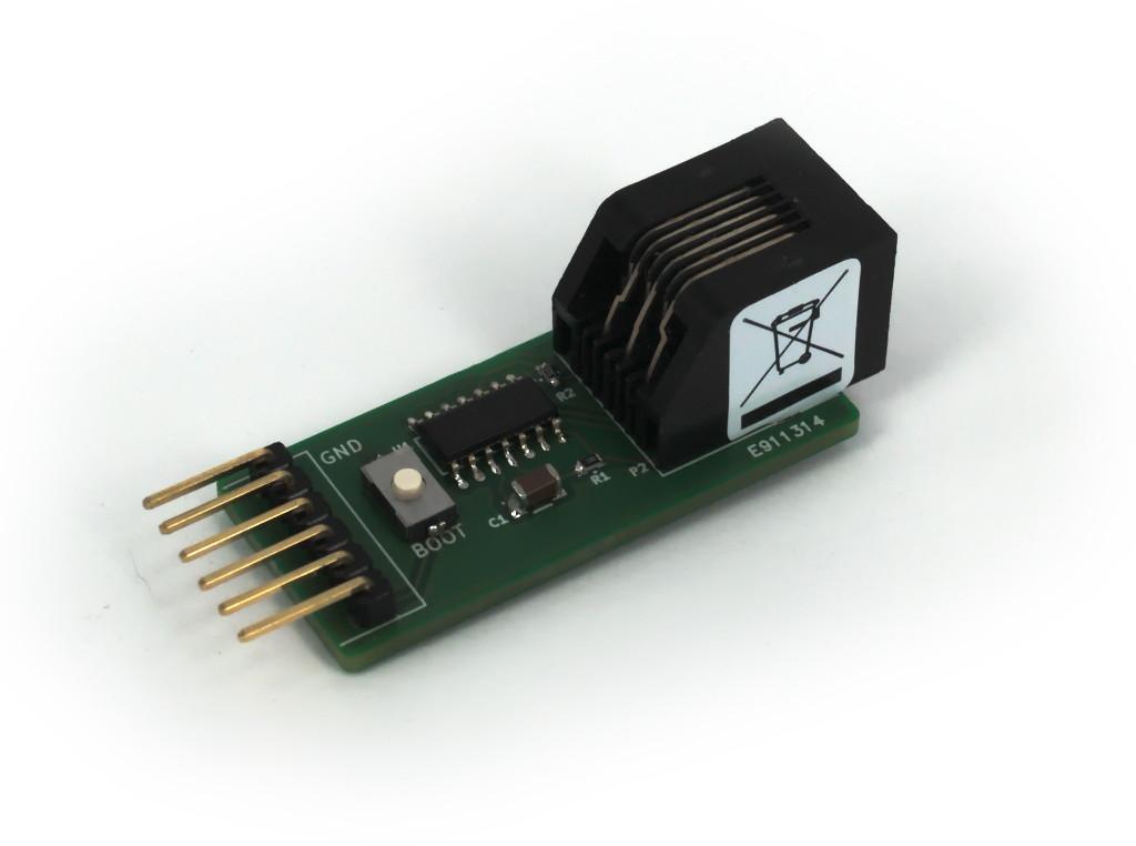 ICSP programming tooladapter