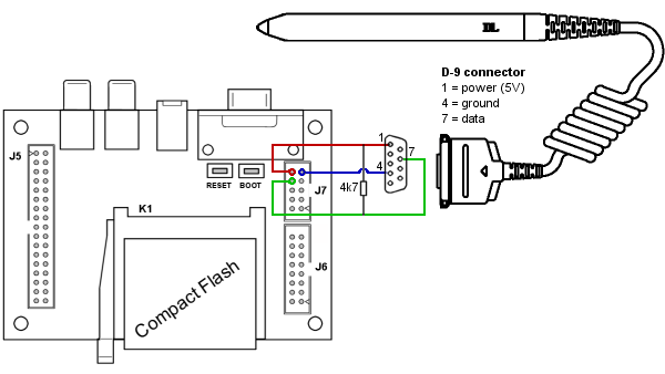 code bar connection wiring diagram