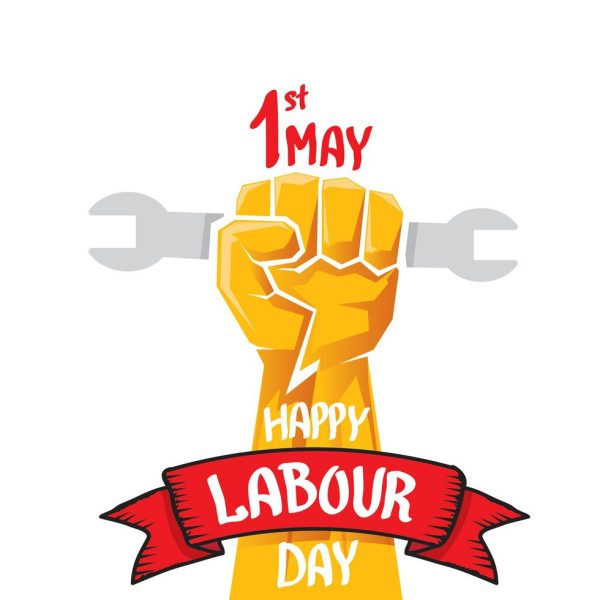 Happy labour day 1st May