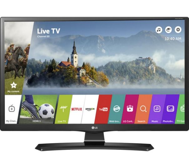 UK catch up apps on LG smart TV