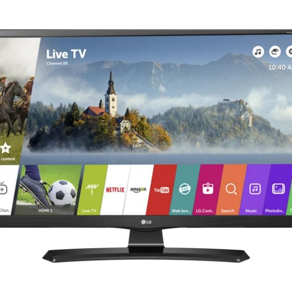 UK catch up apps on LG smart TV