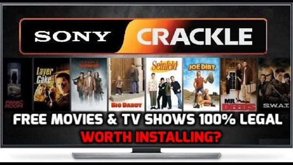 Sony Crackle available on Compusurf UK Totally free