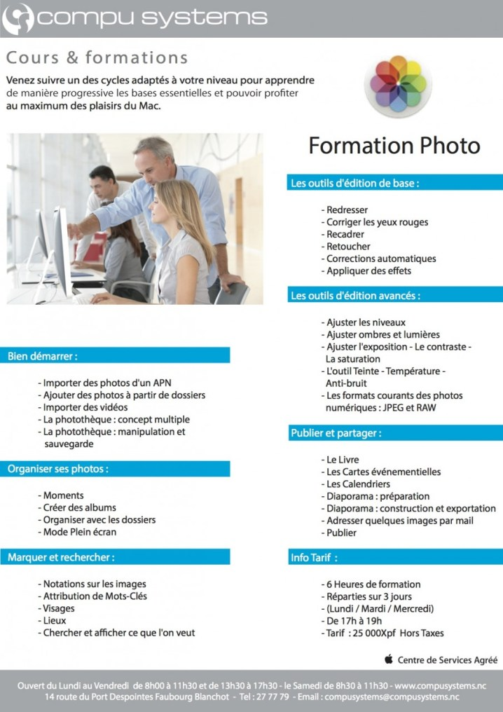 Photo Formation 2018