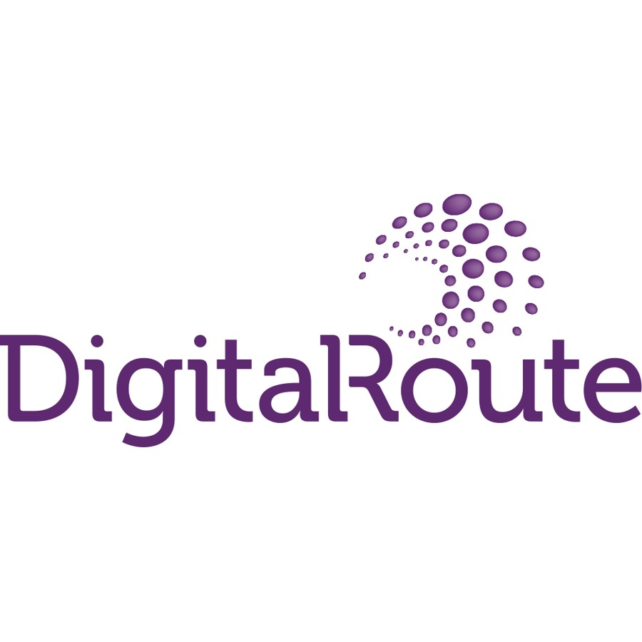Logo of DigitalRoute, valuable partner of Computaris