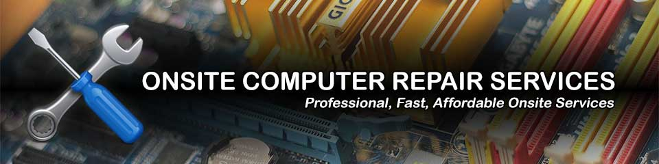 Georgia Professional Onsite Computer Repair Services