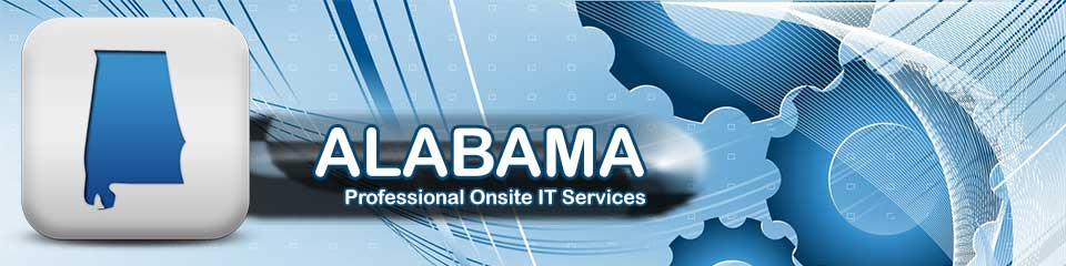 Alabama Onsite Computer Repair, Network, Voice & Data Cabling Services