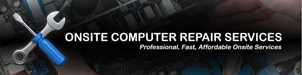 Washington Professional Onsite Computer PC and Printer Repair Services