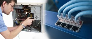 Jacksonville Beach FL Onsite Computer PC & Printer Repairs, Network Support, & Voice and Data Cabling Services