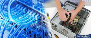 Danville Indiana Onsite Computer PC & Printer Repairs, Network Support, & Voice and Data Cabling Services
