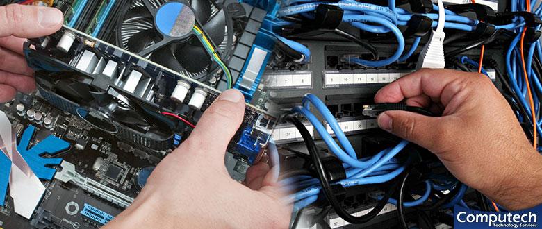 Harvey Illinois On Site Computer & Printer Repair, Network, Voice & Data Wiring Services
