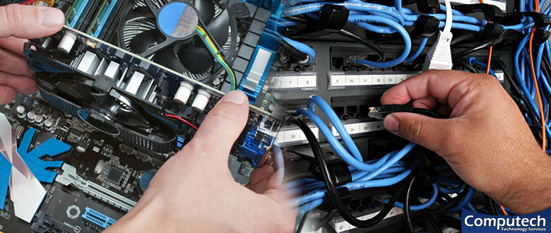 Streator Illinois On Site Computer & Printer Repairs, Networking, Telecom & Data Wiring Solutions