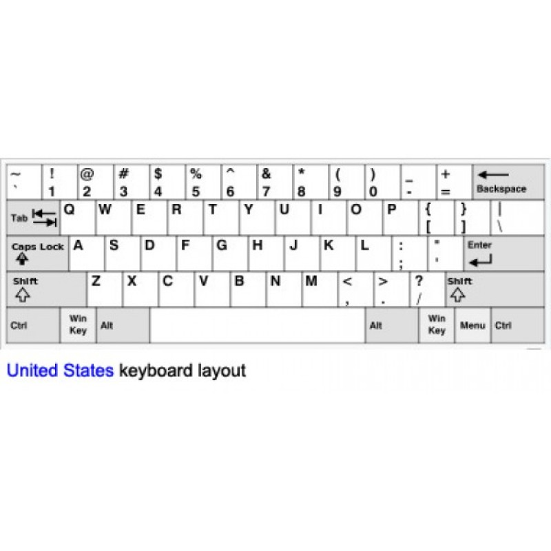 Laptop keyboard for Acer Aspire 7 A715-71G-5095