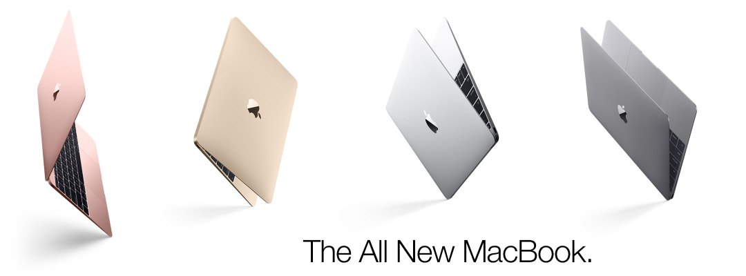 The All New MacBook available at Computer Advantage
