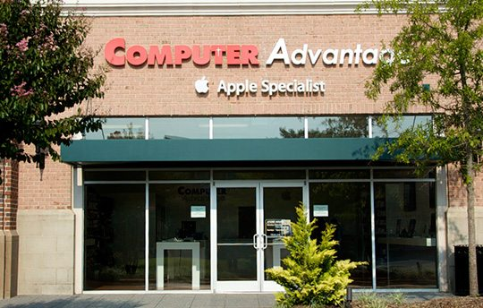 Computer Advantage in Newnan, GA storefront