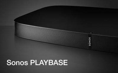 Sonos PLAYBASE Setup