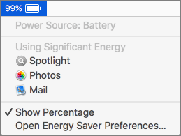 What in the World Is Draining My MacBook Battery?