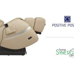 Positive Posture Massage Chair Swivel Traduction Brio Computer Advantage