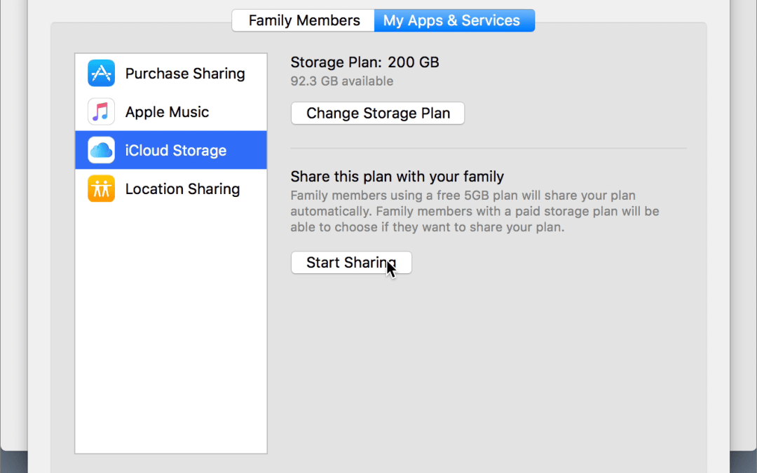 Stop Paying Too Much for a Family's iCloud Drive Storage