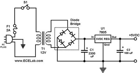 12vdc to 12vac converter circuit diagram electric stove power quality for audio systems - supplies general forum computer audiophile