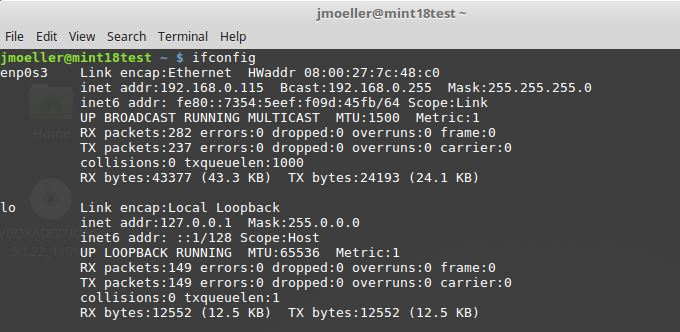 Access Shared Folders From The Command Line In Linux Mint 18 1