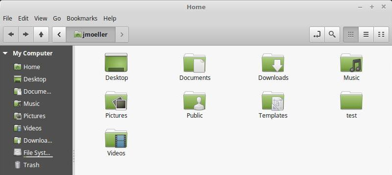Install And Configure Samba On Linux Mint 18 2 – Computer