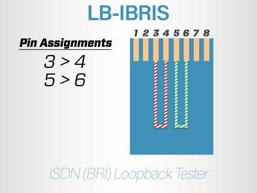small resolution of  picture of isdn bri loopback tester