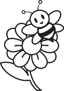 free bee clipart 0071-0905-2918-5253