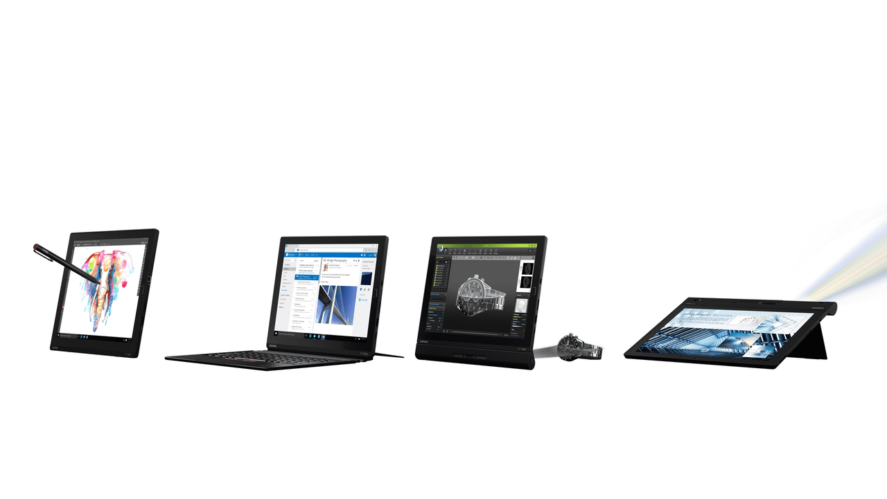 Lenovo unveils tablet at CES 2016 that can double as a