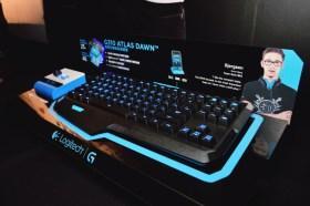 Logi羅技推出80% ROMER-G機械式鍵盤G310與G29賽車方向盤
