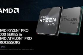 全球同步上市 AMD Ryzen PRO 3000系列處理器全球來了