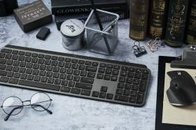 羅技頂級旗艦鍵鼠MX Master 3、MX Keys磅礡上市