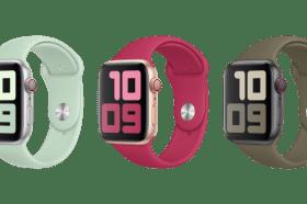 時尚配色也要跟著季節走!Apple Watch Series 5 冬季新色錶帶登場