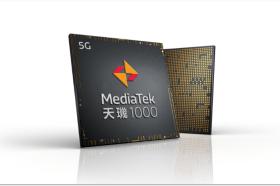 最強悍的5G行動裝置解決方案來了!聯發科技發佈天璣1000