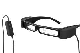 輕鬆擁有一副AR智慧眼鏡 – Moverio BT-30C開箱試用分享
