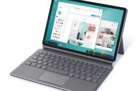 行動辦公最「輕」夥伴 三星推出Galaxy Tab S6 LTE版