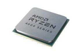 內建Radeon顯示核心的AMD Ryzen 4000系列桌上型處理器開賣啦