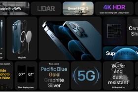 蘋果iPhone 12發表帶來五款顏色與5G!頂規iPhone 12 Pro Max售價五萬有找