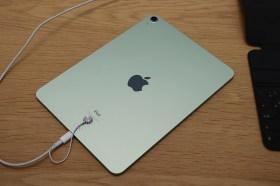 Apple iPad Air 4 悄上架!各色都很漂亮共用iPad Pro配件