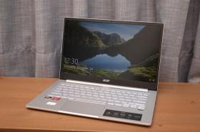 時尚有型高效能帶著走! Acer Swift 3 超輕薄筆電開箱評測