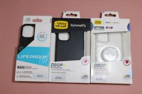 最特別與好用的手機保護殼!OtterBOX & LIFEPROOF iPhone 12手機保護殼開箱分享