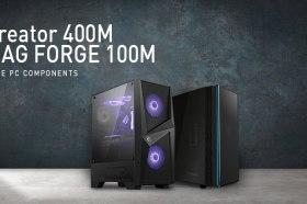 CES 2020 / 令遊戲玩家和創作者同感驚豔 MSI推出全新PC機殼系列
