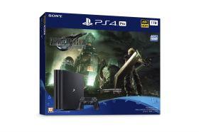 FF粉注意!PS4 Pro 「FINAL FANTASY VII REMAKE Pack」版將在台限量發售
